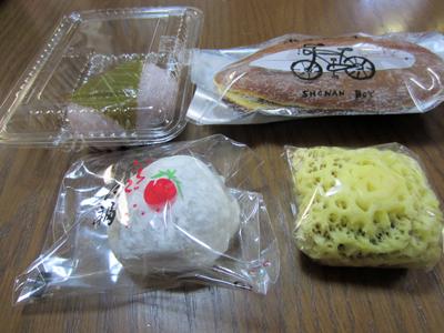 おいしい和菓子