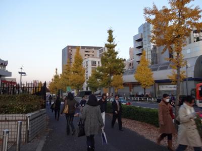 渋谷は人がいっぱい