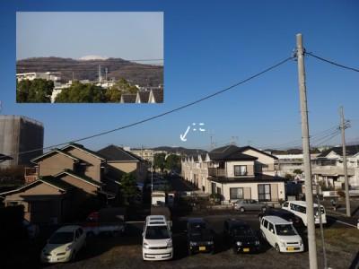 いわれてみれば富士山かなの図