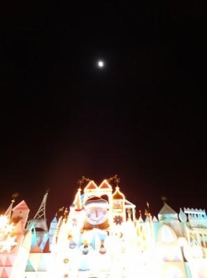 お月さまも。。。