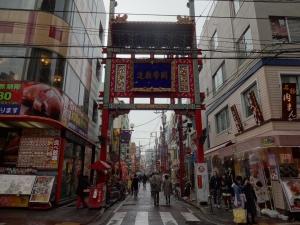 中華街をぶらぶら歩くのは、実ははじめて