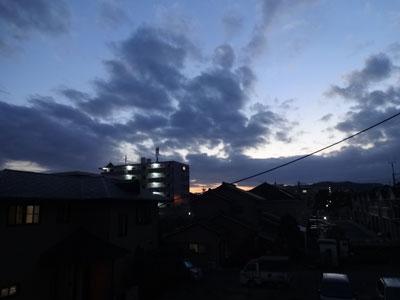 平塚は空がひろ~い