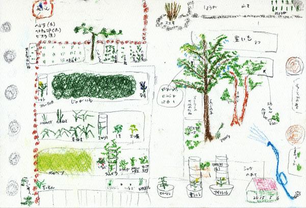 5月6日のmiyake garden